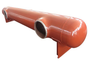 Gas Collection Pipes